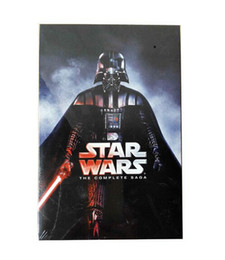 Wholesale Hot StarWars Season The Complete Saga Star Wars Episode I VI DVD US version DHL