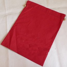 Х большой Онлайн-Пустой Большой Plain White Хлопок Лен Drawstring сумка для путешествий обуви Защитная крышка Пылесборники многоразовый ткань Упаковка для подарков мешок 27 х 35 см