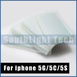 100% Original Mitsubishi Guarantee For iphone 5   5C   5S OCA Glue 250um Double-sided Sticker Optical Clear Adhesive For Iphone 5G Refurbish