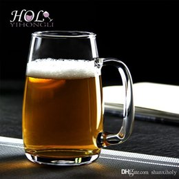 HOLY Classic Glass Beer Mug