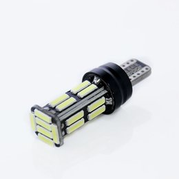 Wholesale T15 SMD Canbus Error Free Auto Lamps Super Bright Turn Signals Reverse Lights The Width Light China Supply