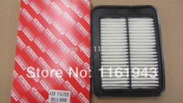 Wholesale HYUNDAI i10 air filter X000 auto air filters car fitler auto parts filter factory supply car parts