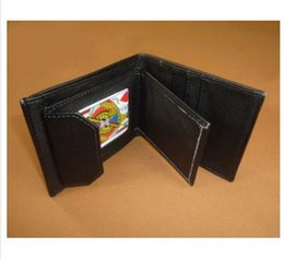 Card to Wallet (With Bill Appear) - Magic trick,close up magic,magic wallet,Mentalism