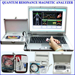 Wholesale DHL rd Generation Quantum Resonance Magnetic Analyzer comparative function report multiple version health analyze