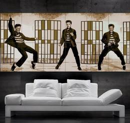Elvis Presley Poster print wall art 12 parts giant huge Poster print art free shipping NO186