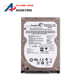 Wholesale 2015 Fast Shipping Newest V2016 Star C3 HDD DAS XENTRY software for D ell D630 Laptop star c3 hdd with