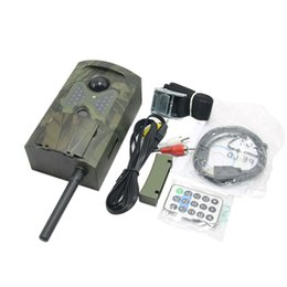 Wholesale Suntek Newest Model HC500M MP GPRS MMS HD Hunting Trail Cameras