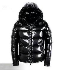 Wholesale M1 Luxury Mon Brand anorak men winter jacket men Winter Jacket High Quality Warm Plus Size Man Down and parka anorak jacket