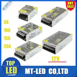 Wholesale High Quality LED switching power supply LED power supply V A A A A A W w w w transformer V