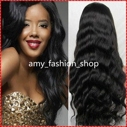Full Lace Wigs and Front Lace Wig 100% Virgin remy Malaysia Unprocessed Hair long length Charming for women