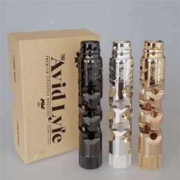 Wholesale Newest Comp Lyfe Swiss Mod Clone Kit Switzerland Kit Colors Switzerland Complyfe Battle Cap X and Deck RDA Vs AV Avid Lyfe Able DHL Free