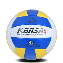 Official Size 5 PVC Foam Leather Volleyball 18 Panels Match Volleyball Indoor Outdoor Training Ball Match Volleyball Ball