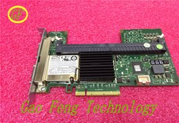 Wholesale CN FY374 for Dell PowerEdge PERC E2K UCP E MB SAS Raid Controller Card FY374 tested ok