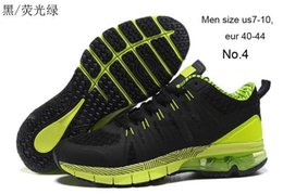 Wholesale 2016 men MAX TR180 AMP high quality Sports Shoes cheap Training shoes out shoesbox Mixed order