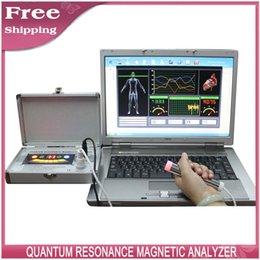 Wholesale Buy Cheap Quantum Resonance Magnetic Analyzer Reports Completely Spanish English French Versionetc Quantum Analyzer GII
