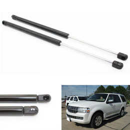 Wholesale 2pcs Car Auto Front Hood Gas Charged Struts Lift Support For Lincoln Navigator