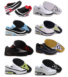 Wholesale Hot sale classic max bw men running shoes fashion sport male lace up breathable top quality outdoor walking sneakers