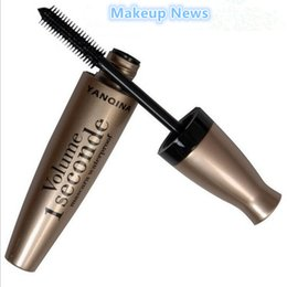Wholesale Makeup Beauty Mascara Long Thick Waterproof Eyelash Extension Roll Warped Eyelashes Mascara brand News