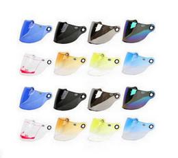 YOHE helmet lens visor YH-836, YH-837 Motorcycle helmets Universal original lenses Visors made of PC