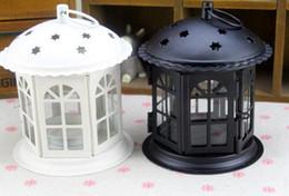 Wholesale Fashion Hot Decorative Moroccan Lantern Votive Candle Holder Hanging Lantern Vintage Candlesticks Home Centerpieces
