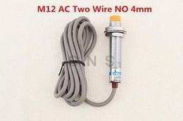 Wholesale M12 AC Two Wire NO mm proximity switch sensor LJ12A3 J EZ