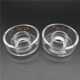 2016 newest Quartz bowl for quartz titanium Ti Qtz hybrid nail