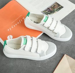 White and black magic shoes lazy Korean tide canvas shoes female student shoes casual shoes female Muffin