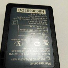 Wholesale Battery Charger DE A12 for Panasonic LUMIX CGA S005E CGA S005A DMW BCC12 DMC FS1 FS2 FX01 FX07 FX3 FX8 FX9 FX12 FX100 FX150 LX9 LX1 LX2 LX3