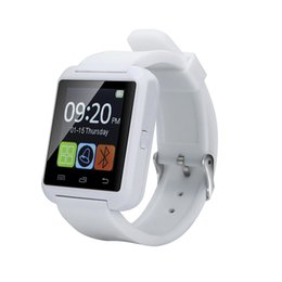 Wholesale high quality Bluetooth Smart Watch A8 WristWatch digital sport watches for IOS Android Samsung phone Wearable Electronic Device