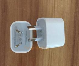 Wholesale adaptador de corriente de alta calidad V A A1444 AU del USB del cargador del enchufe de CA para el iPad Mini para iPhone S C S