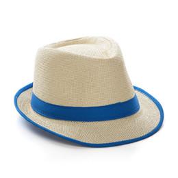 2017 Spring Summer Men Women Sun Hat Fashion Breathable Wrapping Beach Hat Jazz Cap Belt Straw Hat Fedora Hats