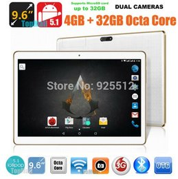 Carbaystar 9.7 pulgadas MT6592 Octa Core 2.0 GHz Android 5.1 3G 4 G Tablet Android Tablet PC smart Kid regalo equipo de aprendizaje