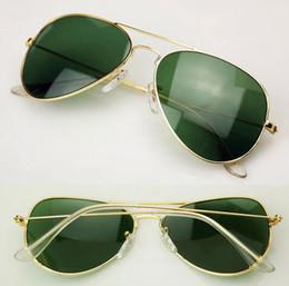 Wholesale El deporte al por mayor del verano de la marca de fábrica de las gafas de sol del espejo que conduce las mujeres de los hombres de las gafas de sol protege las gafas de sol auténticas Sale20