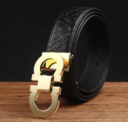 Wholesale Brand designer mens belt men brand belt luxury style real leather belts for men metal buckle genuine leather f belt male strap