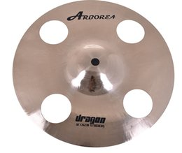 Arborea Dragon series 100% handmade 12 inch splash drum cymbal for sale from china