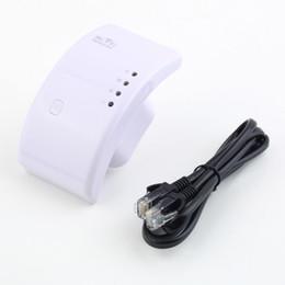 Los repetidores Wi-Fi inalámbrica 300M WiFi Extender 802.11N / B / G Router Router Wifi Rango presión de la señal del amplificador Producto Certificado desde señal wifi 3g de refuerzo fabricantes
