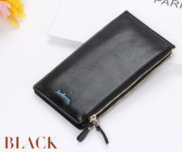 Women's Fashion Wallets Dull Polish PU Wallet Double Zipper Day Clutch Bag PU leather long Wallets