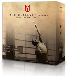 Wholesale The Ultimate Yogi Dvds Best Quality ULTIMATE YOGI DVds Cheap Discount Brand DVds New Arrival Outdoor Fitness Dvds