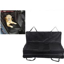 2016 чехлы собаки сиденье Водонепроницаемый Dog Cat Pet Поставка автомобилей Back Seat Обложка Гамак Protector Одеяло Мат водонепроницаемый гамака крышки места для домашних животных скидка чехлы собаки сиденье