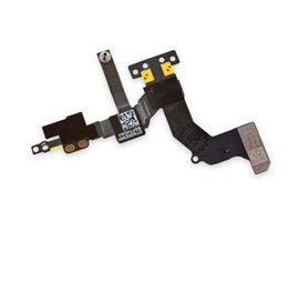 OEM Proximity Sensor Light Motion Flex Cable with Front Face Camera for iPhone 5