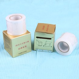 Wholesale New Arrive Mini Preservative Film Permanent Makeup Supply Tattoo Special Preservative Film Easy to Cut MUA905