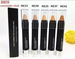Wholesale 10 HOT good quality Lowest Best Selling good sale NEW Makeup LIGHT CORRECTIVE CONCEALER STICK g