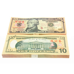 Wholesale USD Dollars China Bank Staff Training Banknotes Paper Money