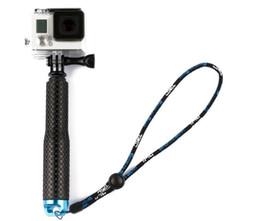 50PCS 19 Inch POV Pole Handheld Monopod Telescoping Tripods for Accessories Hero 4 Xiaomi Yi Sjcam SJ4000 SJ5000 SJ7000