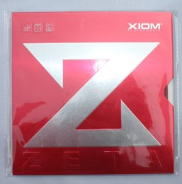 Free Shipping XIOM ZETA Table tennis rubber ping pong rubbers for table tennis blade   paddle   bat
