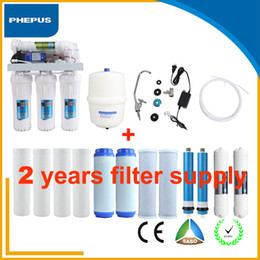Wholesale PHEPUS PH RO Stages Ro Water Purifier System For Under Sink total filters