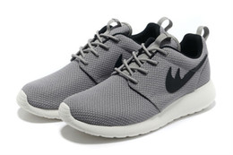 Wholesale Roshe Run Men Brand Running Shoes Classical Lightweight London Olympic Athletic Outdoor Sneakers Eur Size