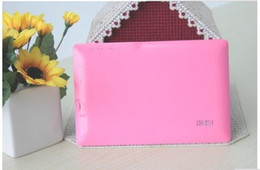 To Russian language speaking customer 7 inch size MID tablet PC built in 8gb 5 colors