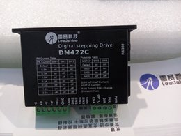 New Leadshine Digital stepper driver DM422C Driver + 42HS03 stepper motor NEMA 17 can output 0.3NM torque a set work well in process machine
