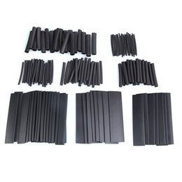 150pcs 8 Sizes Assortment Heat Shrinkable Tube Shrink Tubing Sleeving Wrap Wire Cable Kit
